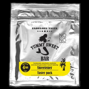yummy sweet bar taster pack